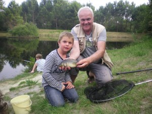 colonie pêche